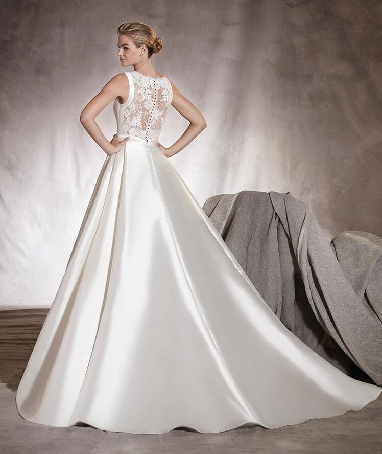 Wedding Dresses 2017 Northern Ireland : Pronovias bridal gown romantique magherafelt northern