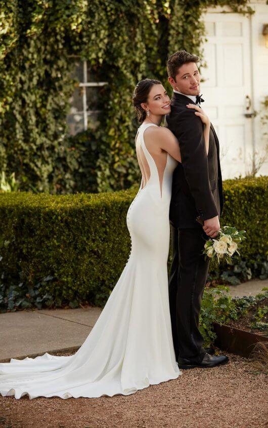 Backless Wedding Dresses for Sale