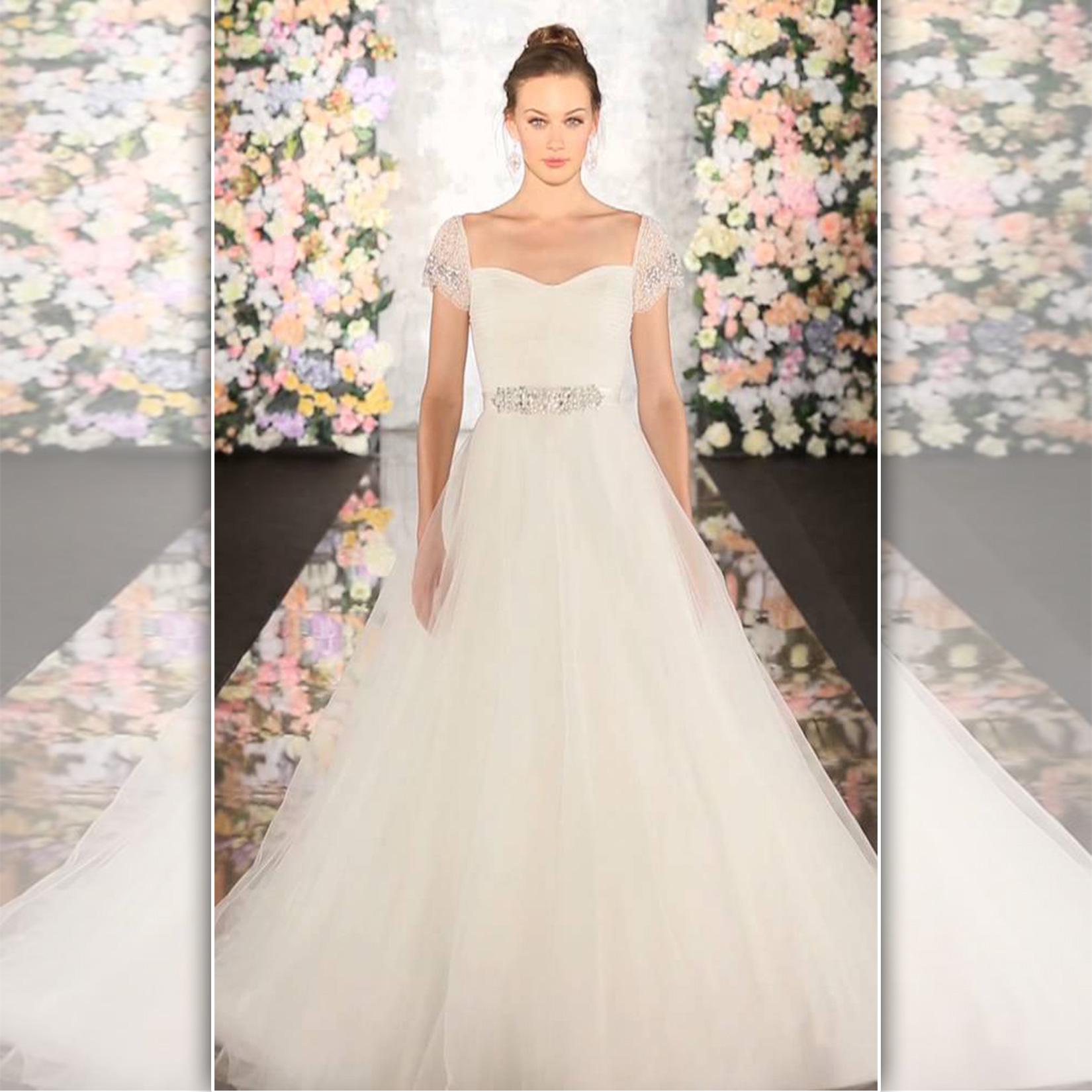 Martina Liana Wedding Dress 520