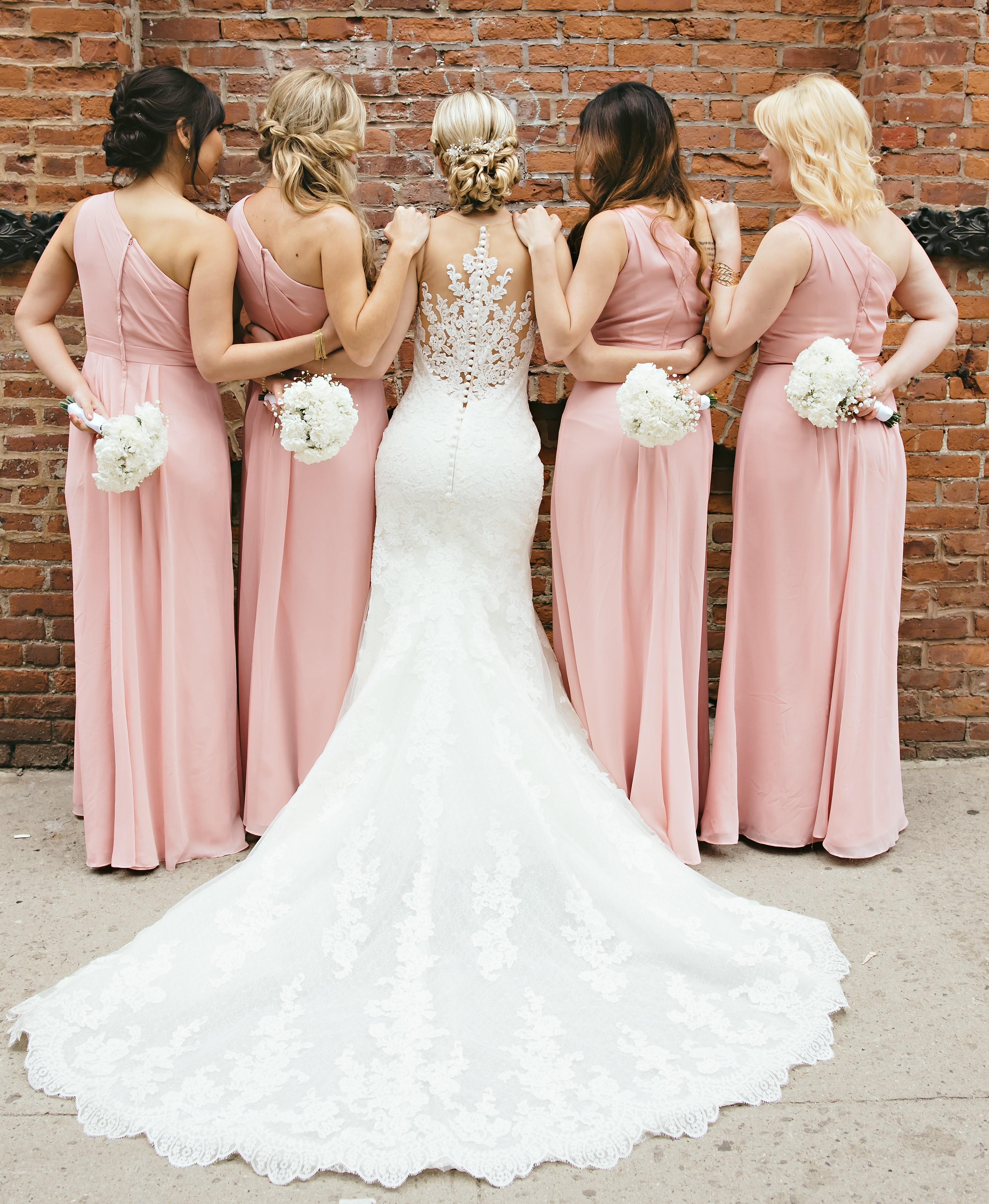 PRONOVIAS PLACIA WEDDING DRESS, UK14, £900 - Romantique Bridal