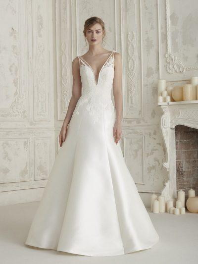 Wedding Dress 2019, Pronovias ELIN, Romantique Bridal, Magherafelt Northern Ireland