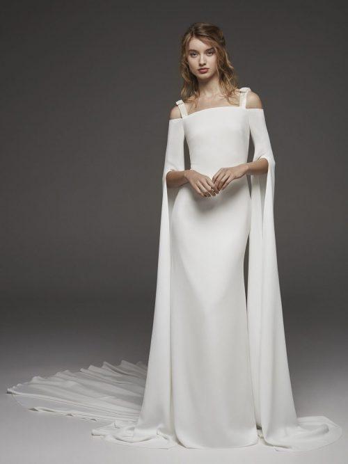Wedding Dress Atelier Pronovias HIGUERA, Romantique Bridal, Magherafelt Northern Ireland