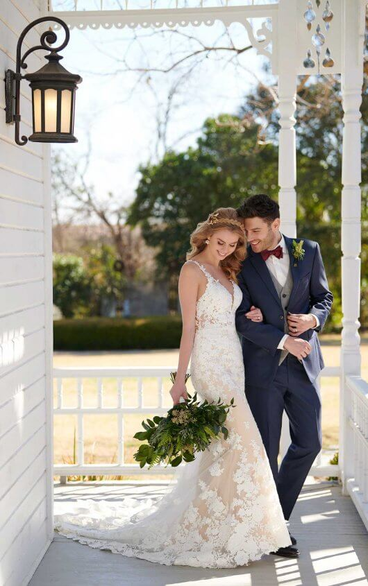 WEDDING DRESS SALE 1030 MARTINA LIANA 2019 Romantique Bridal, Magherafelt, Northern