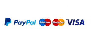 Secure Payments by PayPal.
