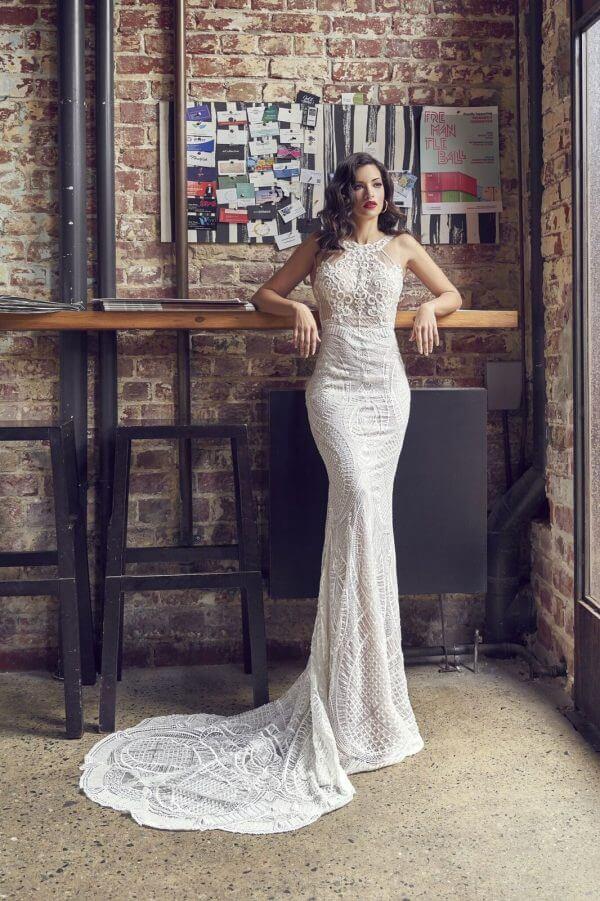 Zavana Bridal Wedding Dress