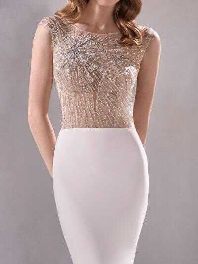 Wedding Dress 2020, Atelier Pronovias INFINITY, Romantique Bridal, Magherafelt Northern Ireland Tel 028 7930 0632