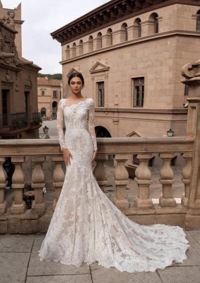 THYONE Pronovias Wedding Dress 2020, Romantique Bridal, Magherafelt, Northern Ireland Tel 02879300632