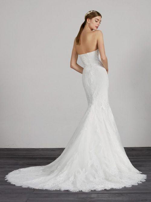 Wedding Dress, Pronovias MAIKA, Romantique Bridal, Magherafelt Northern Ireland