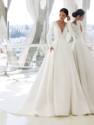 Wedding Dress Pronovias HEPBURN, Romantique Bridal, Magherafelt Northern Ireland