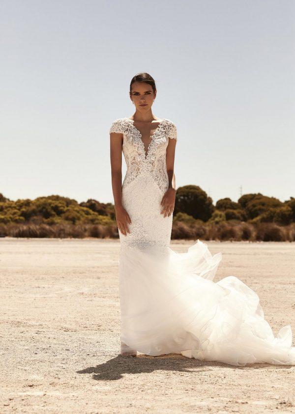 Wedding Dress, ZAVANA ZB304, Romantique Bridal, Magherafelt Northern Ireland