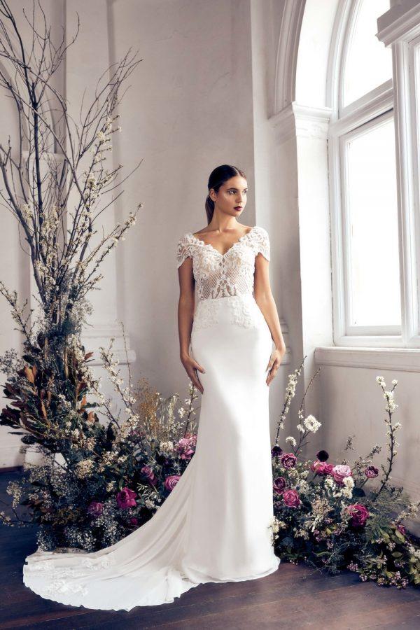 Wedding Dress, ZAVANA ZB311, Romantique Bridal, Magherafelt Northern Ireland