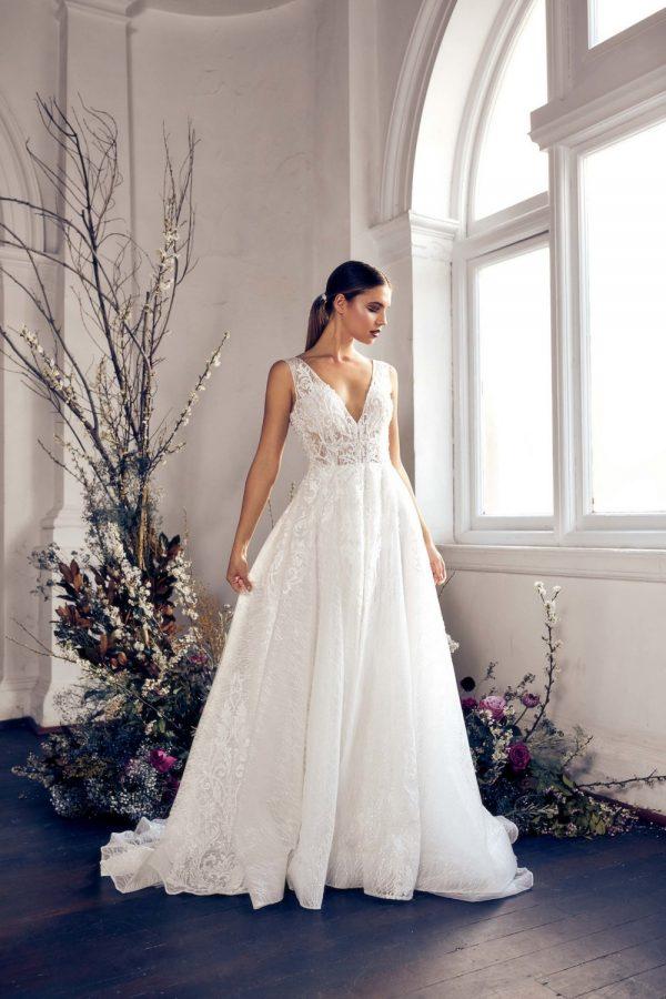 Wedding Dress, ZAVANA ZB358, Romantique Bridal, Magherafelt Northern Ireland