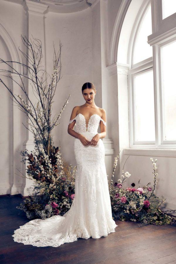 Wedding Dress, ZAVANA ZB367, Romantique Bridal, Magherafelt Northern Ireland