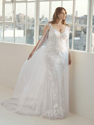 Wedding Dress Pronovias DEHAVEN, Romantique Bridal, Magherafelt Northern Ireland